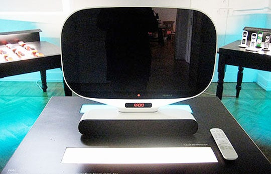 2001-inspired Humax HAL TV Set Won't Leave You Stranded In Space