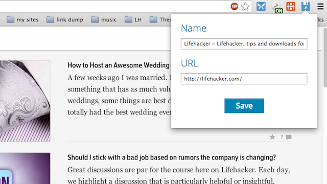 Save As Shortcut Saves Web URLs as Portable Shortcut Files