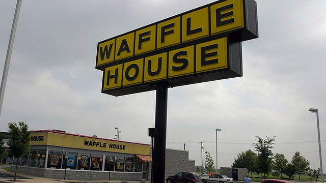 Man Found Living On Roof of a Waffle House