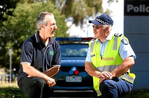 "Aussie Police On Speeding Hoon: ""He Is A Tool"""