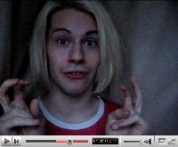 Chris Crocker Is Back! And Disappointing.