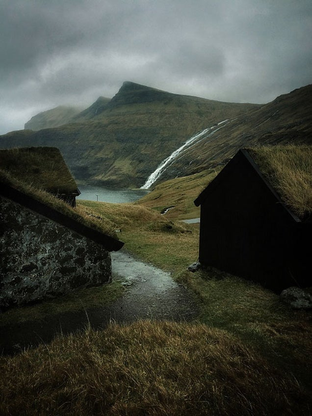 The stunning beauty of the Faroe Islands