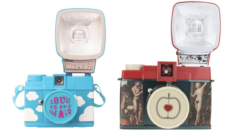 You'll Either Love or Hate These Limited Edition Valentine's Day Lomography Cameras