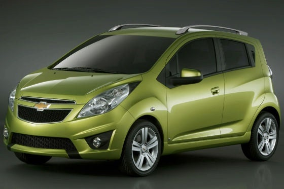 2010 Chevy Spark: Because GM Needs More Electricity