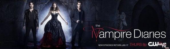 Vampire Diaries Marketing Photos