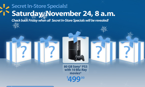 Dealzmodo: PS3 Plus 15 Free Blu-ray Discs for $499