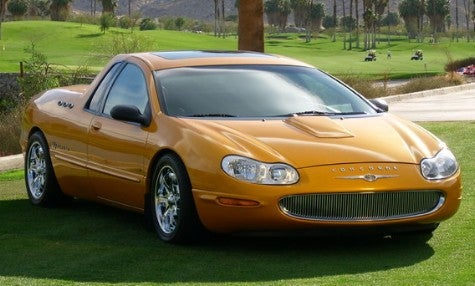 Custom Concordamino? The DiMora JX Coupe