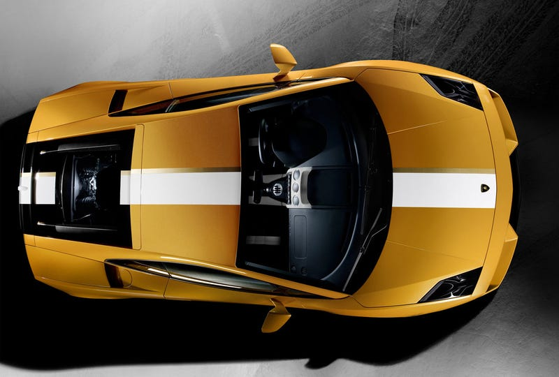 Lamborghini Gallardo LP550-2: The Perfect Bull?