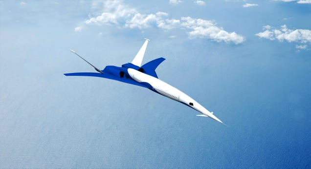 These are NASA's coolest and strangest airplanes of the future
