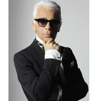 Chanel's Karl Lagerfeld Is Not At All Pompous