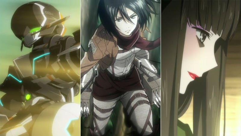 The Five Anime of Spring 2013 You Should Be Watching