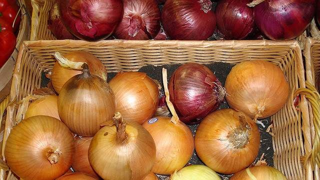 Know Which Onions to use For Which Preparations