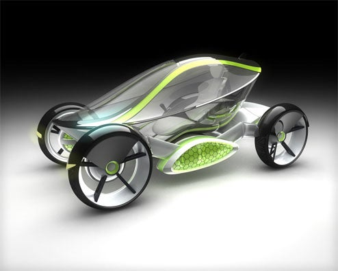 Insecta Concept Draws Inspiration From Grasshoppers, Decepticons