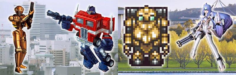 Kotaku Robot Wars Round Three: Salvation