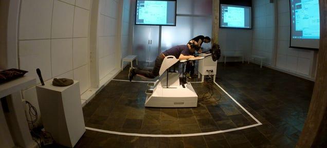 I Flew Like a Bird Using Oculus Rift