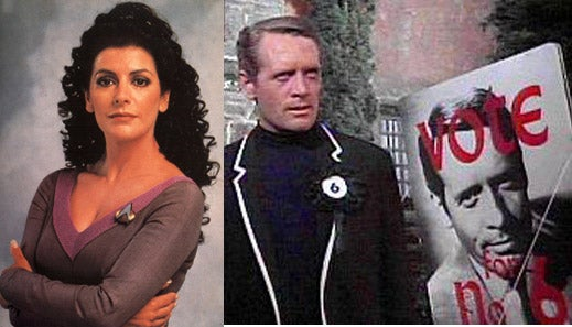 What's The Most Overrated Classic Scifi TV Show?