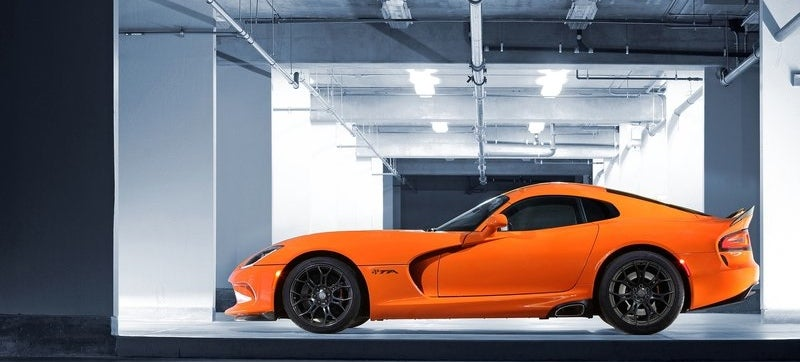 The Viper Is Once Again A Dodge And The SRT Brand Is Dead