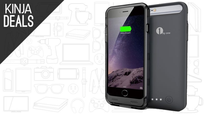 Remember When iPhone Battery Cases Cost Like $100? This One's Down to Just $20.
