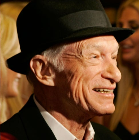 Hugh Hefner Will Just Take His Playmates and Go Home
