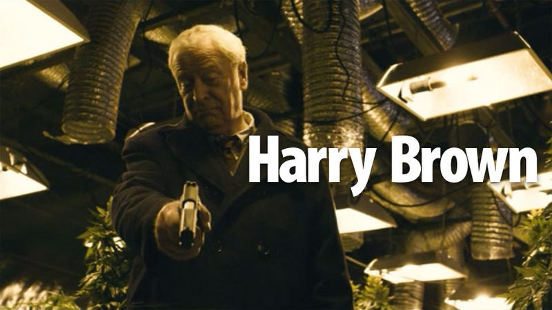 Harry Brown: The Movie In Which Alfred Turns Into Bloody Batman