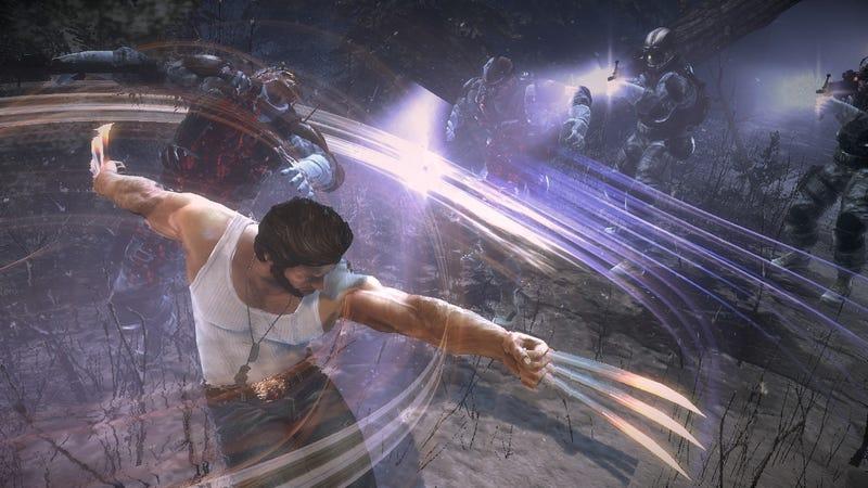 X-Men Origins: Wolverine Hands-On