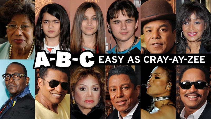 Gawker Presents: A Revised Hierarchy of Jackson Family Craziness