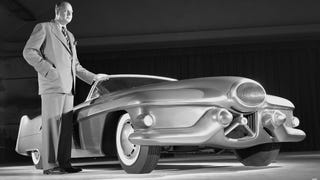 So Harley Earl Basically Invented Modern Automobile Styling