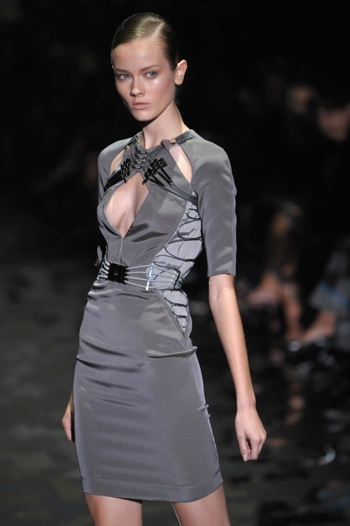Gucci Supplies The Space Age Dominatrix With A Wardrobe For 2010