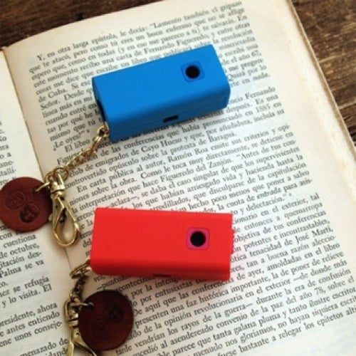 The Exemode Keychain Camera Has a Loveable Crappiness About It