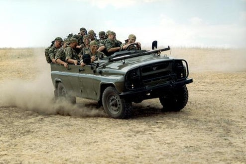 The Ten Fiercest Russian Military Vehicles Of All Time