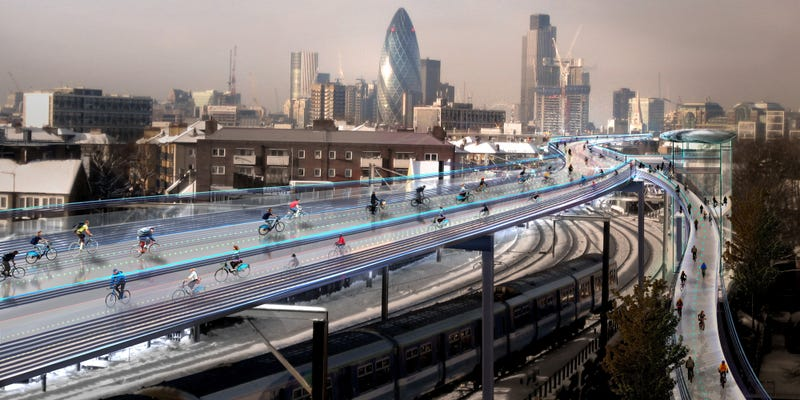 Urban Innovations That Could Turn Your City Into A Bicycling Paradise