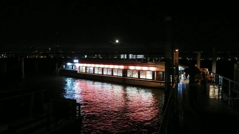 Last Night, Kotaku Was on a Boat