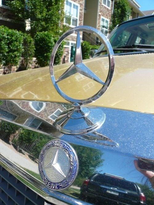 Mercedes-Benz 450SE