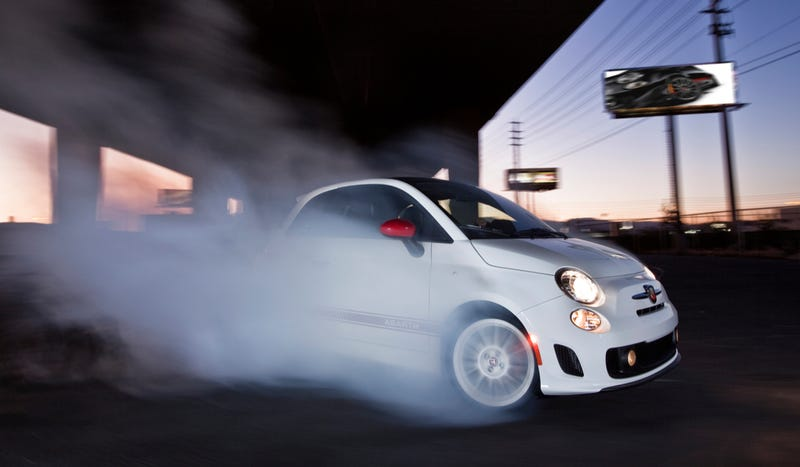 Fiat To Add Automatic Gearbox To 500 Abarth Because They Actually Want To Sell Cars