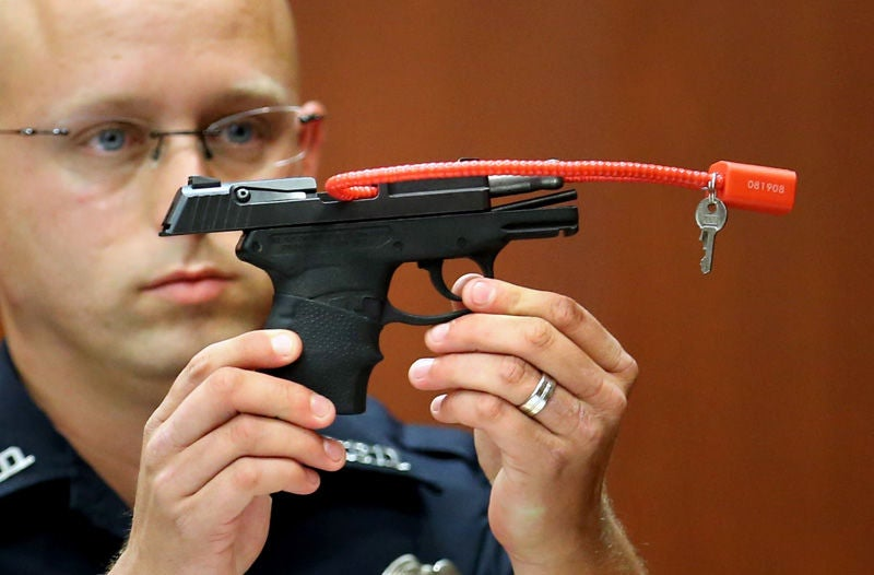 """""""Racist McShootFace"""" Drives Auction Price of George Zimmerman's Gun Past $65 Million Before Being Suspended"""
