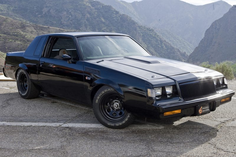 Fast And Furious 1987 Buick Grand National GNX