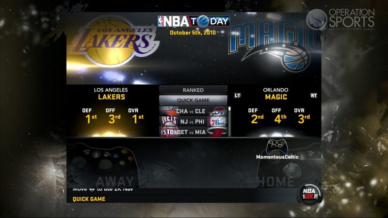 All The Ratings Of NBA 2K11