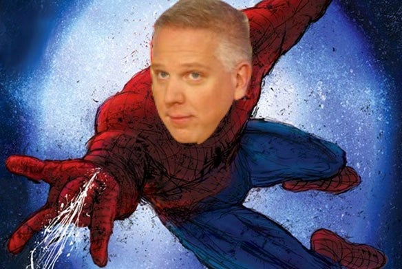 Troubled Spider-Man Musical's Biggest Fan Is Glenn Beck