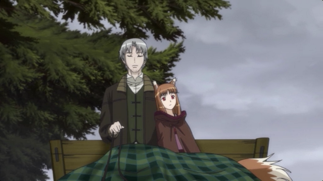 Dex's Review: Spice and Wolf