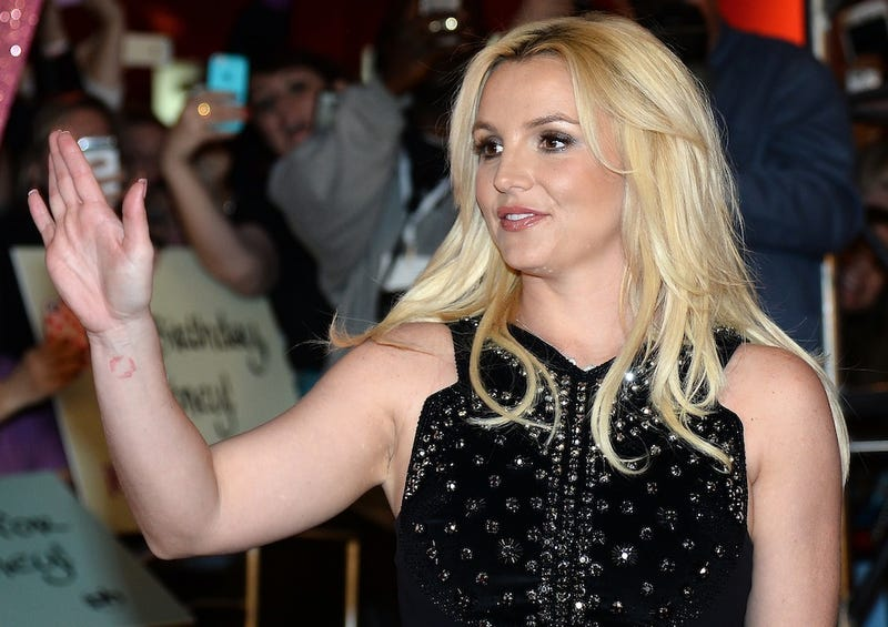 Britney Spears Reportedly Dined and Dashed at the Cheesecake Factory