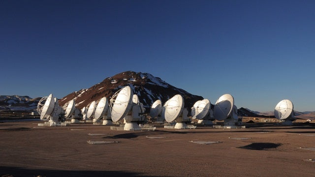 The Billion Dollar ALMA Observatory Can Spot a Golf Ball from 15 Kilometers