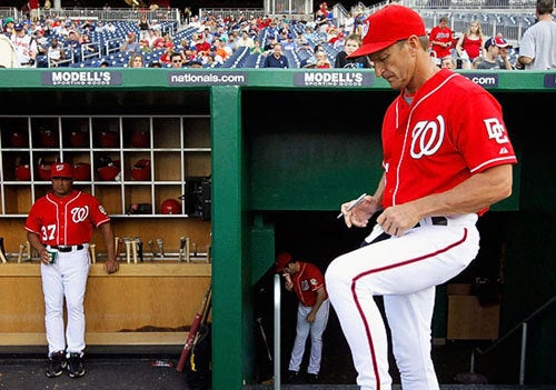 The 2009 Washington Nationals: A Season Of Bigger Failure