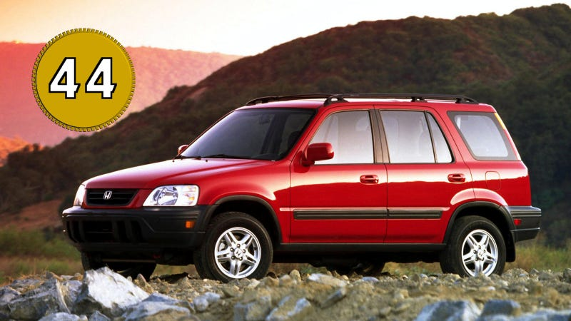 2001 Honda CR-V: the Oppositelock Review