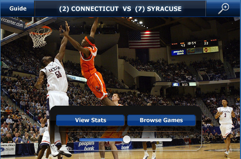 CBS's March Madness On Demand iPhone App Streams Every Game, Almost Gets It Right
