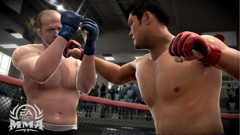 EA Sports MMA Sequel A Matter Of When, Not If, Says Producer