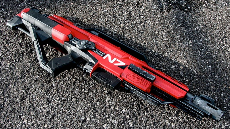 This Guy Totally NERFed This Mass Effect Rifle