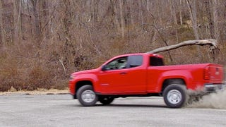 Why You Don't Want The Manual Transmission 2015 Chevy Colorado