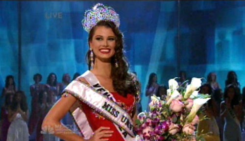 Miss Universe: Feminism Is Dead, According To Miss Venezuela