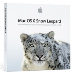 Apple's Official List of Snow Leopard-Incompatible Software