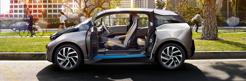 From the Forums: A couple's failure to plan when buying a BMW i3